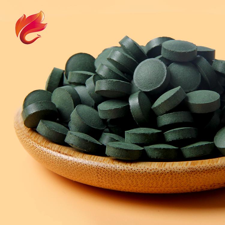 Продукция для фитнеса GMP, экстракт спирулины, 500 мг, кусочек Спирулины