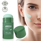 Moisturizing Skin Green Tea Mud Mask Wholesale Purifying Deep Cleansing Control Moisturizing Hydrating Mascarillas Facial Skin Green Tea Mud Stick Clay Face Mask