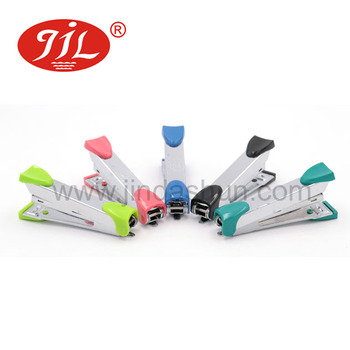 High quality Durable metal and Plastic Office mini Promotional No.10 stapler