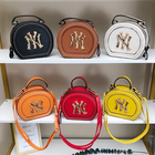 Bags 2021 Ins Famous Fashion Luxury Women Designer Brand Bags Mini Ladies NY Purses And Handbags With Matching Hats Set