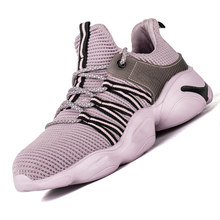 Неразрушимая обувь для мужчин, безопасные рабочие ботинки, устойчивые к проколу защитные ботинки, легкие рабочие кроссовки, мужская обувь, ...(Китай)