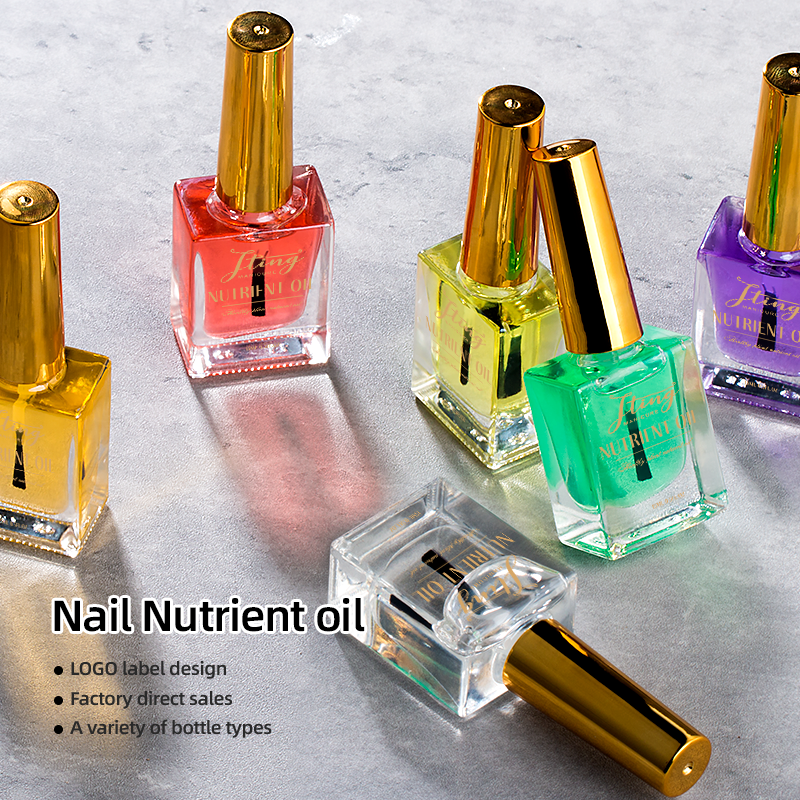 15ml Six flavors Repair nails poiish Naturally extracted vegetable nutrition oil uv gel OEM private label available