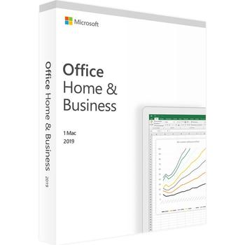Microsoft Office Home and Business 2019 for Mac License Digital Key