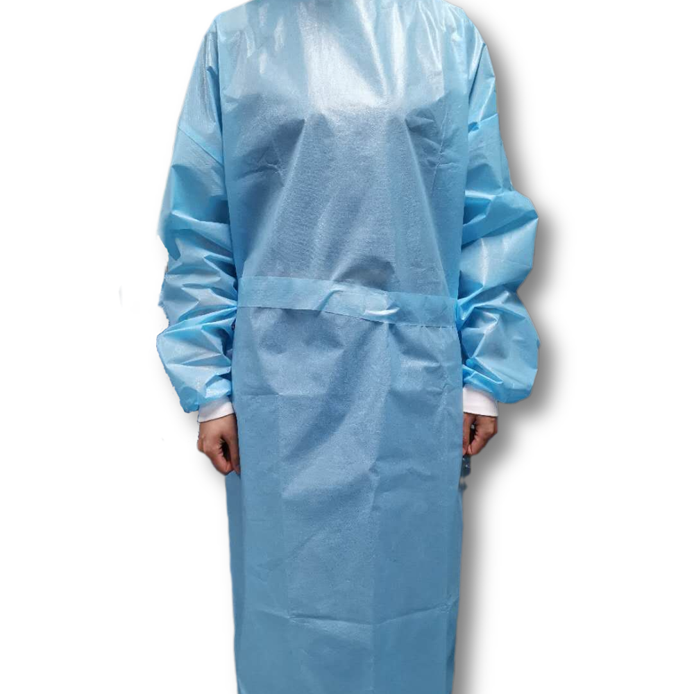 non sterile gowns isolation digpp -30978 batas quirurgicas desechables disposable isolation gown - KingCare   KingCare.net