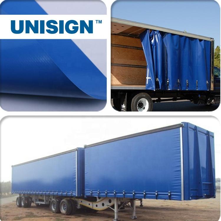 Unisign водонепроницаемый пластиковый брезент Lona ПВХ Lona брезенты для грузовиков брезент с ПВХ покрытием Брезентовая ткань