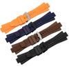 12mm horloge band bruin