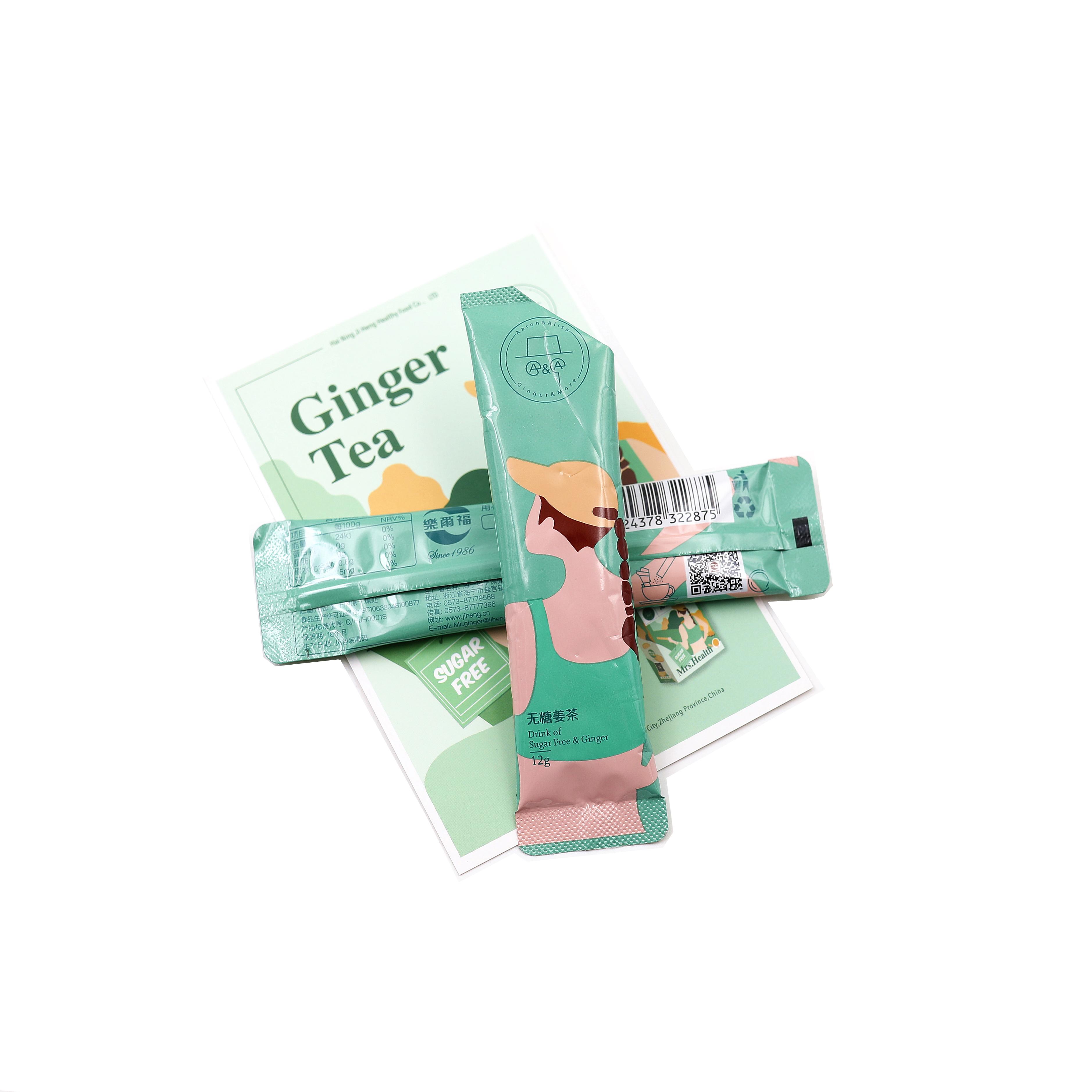 easy slim tea of beauty drink tea pack box sugar free ginger extract tea wholesale - 4uTea | 4uTea.com
