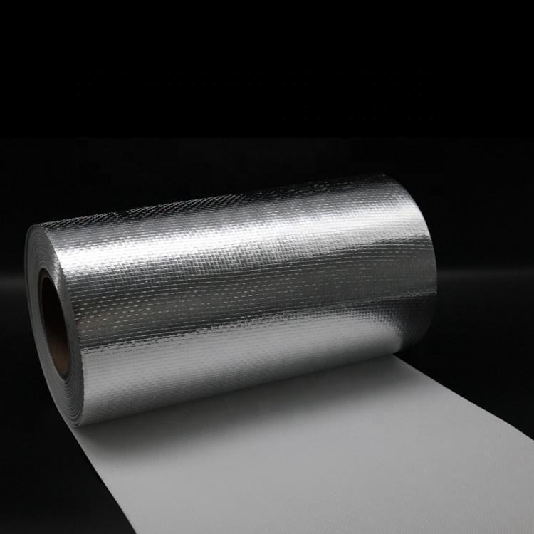 Металлическая тканая ткань, алюминиевая фольга, тканая ткань для изоляции, облицовки, подложки и логистики холодной цепи