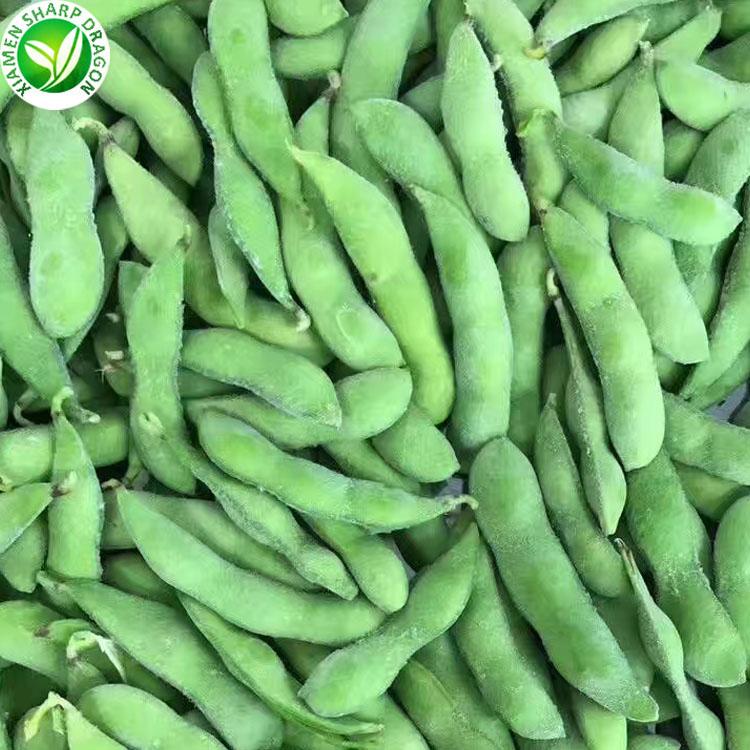 2020 new season iqf frozen edamame beans
