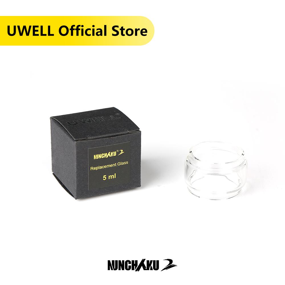 Uwell Nunchaku 2 Pyrex Glass Tube 5ml vape accessories - MrVaper.net
