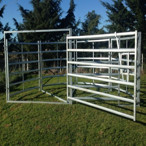 cattle yard panel cattle sliding gate
