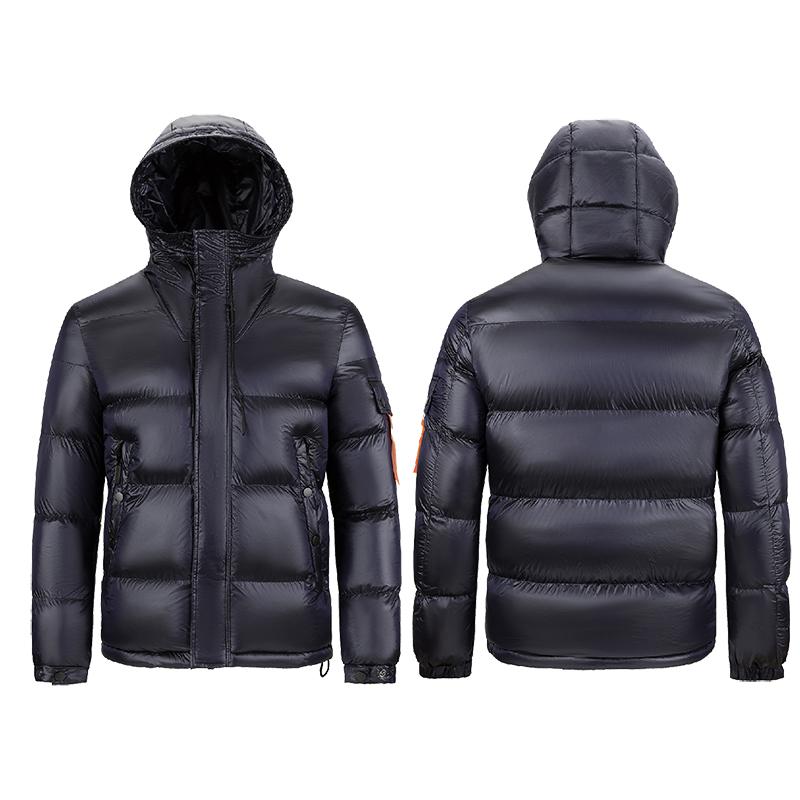 OEM ODM Custom Mens Padded Coats Bubble Puffer Jacket Outdoor Warm Winter Men N Jackets Men