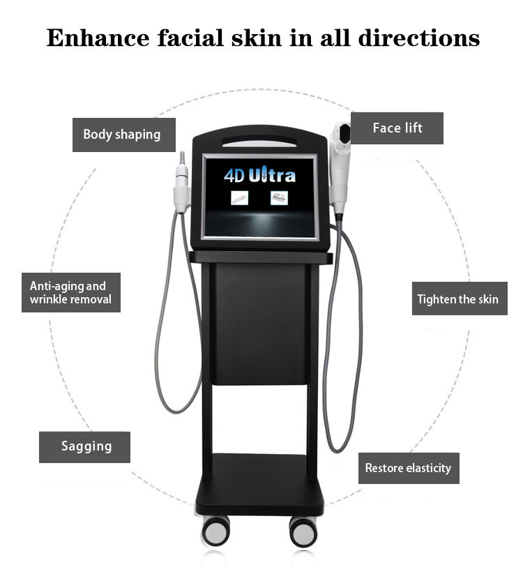 Portable Anti Wrinkle Face Skin Rejuvenation Beauty Device Anti Aging Facial Face Massager for Skin Tightening