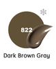822 DARK BROWN GRAY
