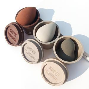 кофейная чашка на заказ без латекса макияж косметическая пуховка красота губка блендер