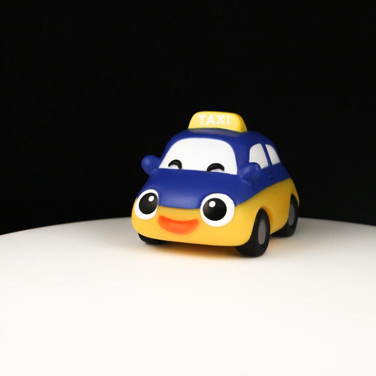 Оригинальные милые маленькие игрушки-модели животных для малышей