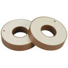 Ring Ceramic Piezo Piezo Ceramic Ring FBPZT25105 Ring Shape Transducer Piezoelectric Ceramic 25x10X5MM Ultrasonic P8 Piezoceramic For Piezo Transducer