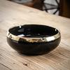 Extra Large ashtray black