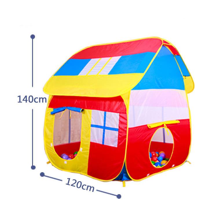 놀이 텐트 하우스 친환경 실내 야외 큰 팝업 어린이 장난감 놀이 집