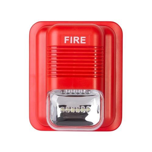 Fire Strobe Horn,Fire Hooter,Fire Alarm Sounder Flasher