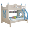 only Blue bunk bed