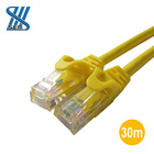 Computer Tv For Computer Game TV Durable And Best Quality Five-layer Unshielded CAT.5e UTP Cable