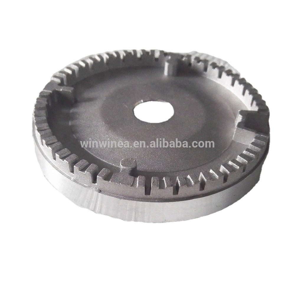 Whirlpool gas cooker burner spare parts
