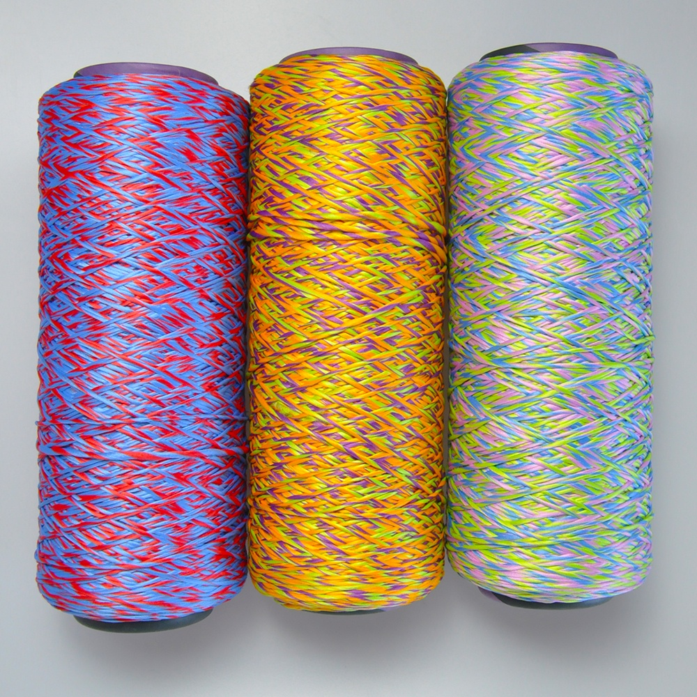 Microfiber Mix Colors Polyester DTY Mop Yarn High Quality