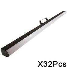 Светодиодный ленточный светильник Pixel 40x0,5 Вт, пиксельный светильник ing RJ45, разъем DMX, арт-сеть, управляемая программа, эффект стирки, сценичес...(Китай)
