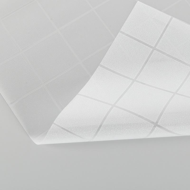 Китай матовая оконная стеклянная пленка конфиденциальная статическая липкая неклеевая стеклянная пленка