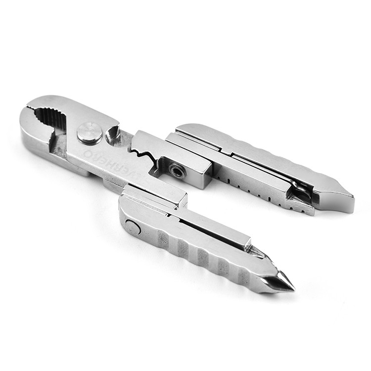 15 In 1 Multi Functional Plier Outdoor Camping Tool With Factory Wholesale Price