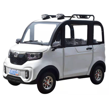 Fashionable Chang li new Lithium battery 2 person mini electric city car for sale