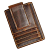 wax leather brown
