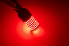 BA15S 144SMD 3014 Red