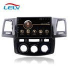 2Din Android Car Radio Player For Toyota Fortuner Hilux 2007 2008 2012 2014 2015 Multimedia Video Gps Navigation Car DVD Player
