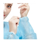 Uniform Disposable Uniforms Aami Level 2 Isolation Gown Ppe Disposable Uniform With Cuff