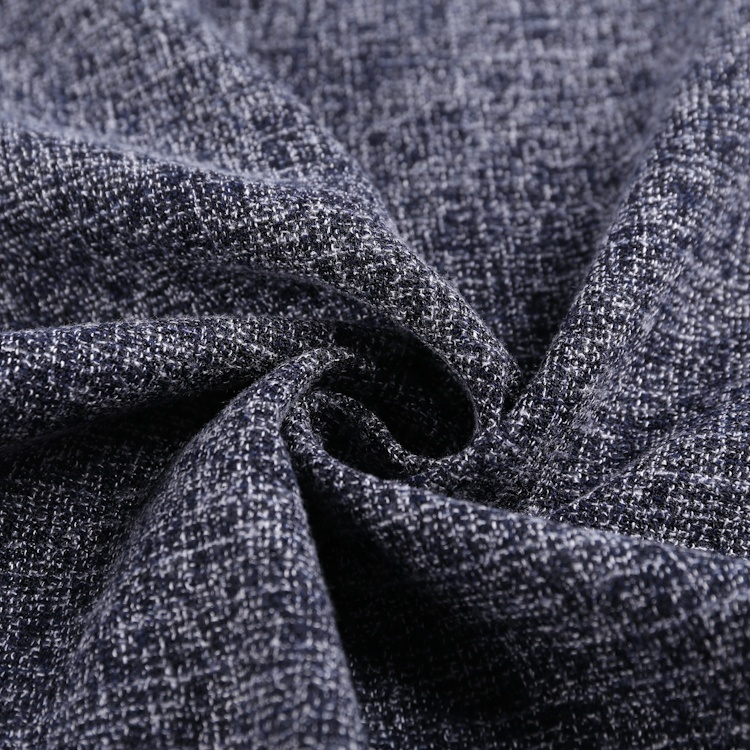 Comfortable Woven TR 300GSM Polyetser Rayon Double Faced Fabric For Mens Suits