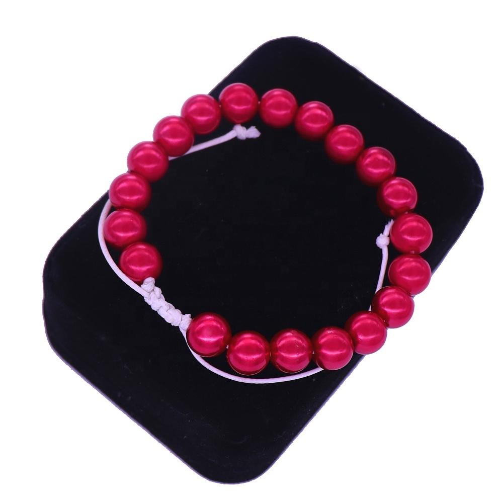 Sorority woven bracelets