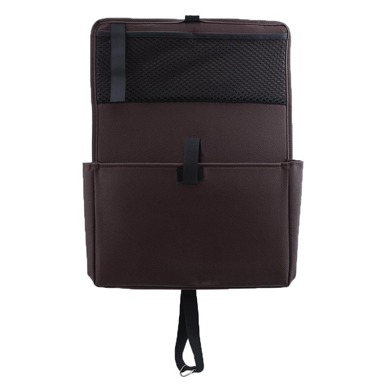 Органайзер для хранения багажника автомобиля на заднее сиденье, сумка для хранения с несколькими карманами, большая емкость, аксессуары дл...(Китай)