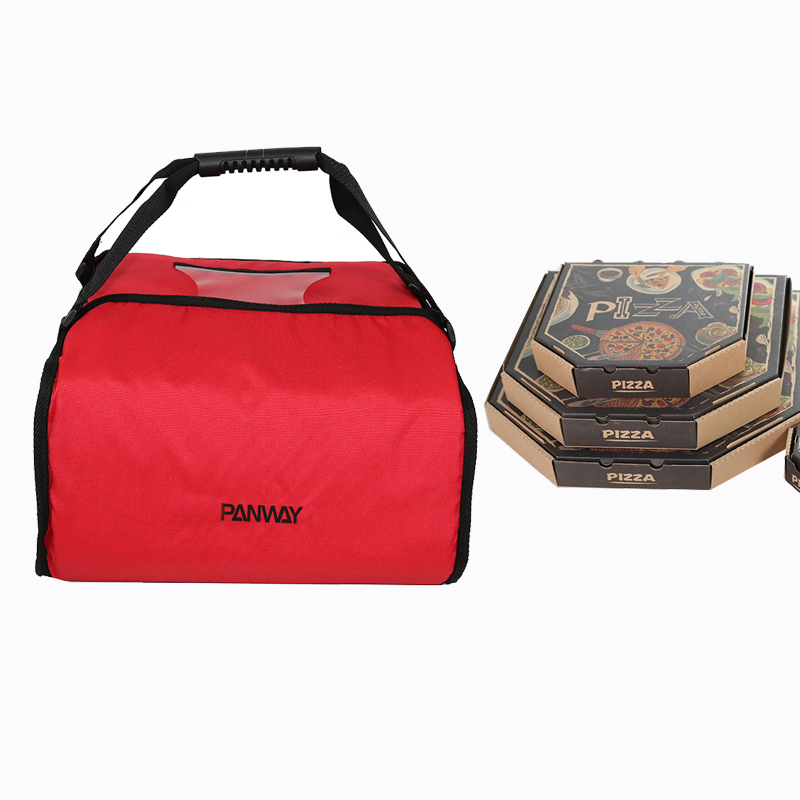 Pizza bag food delivery 12v Car Charger Cable Heated Insulated Pizza Food Delivery Bag