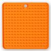 Persegi Warna Oranye