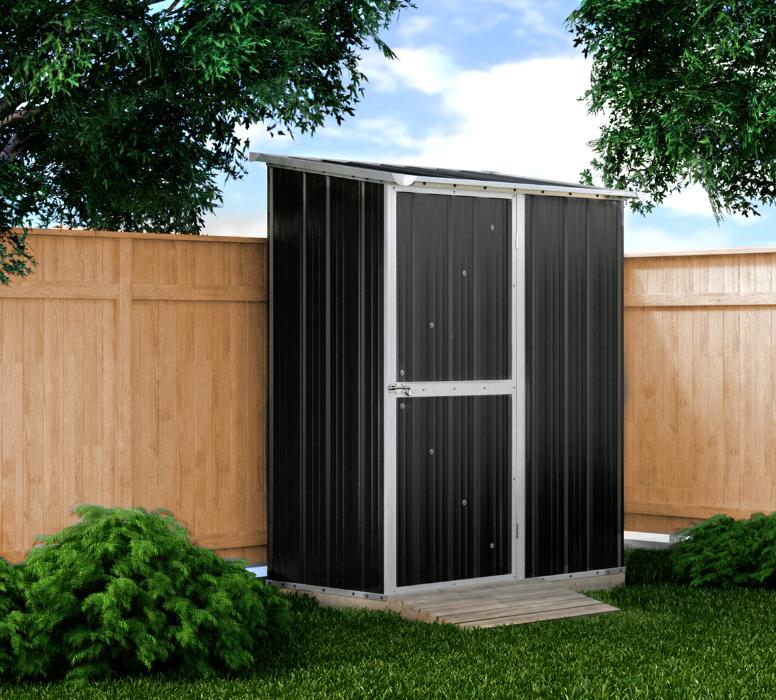 Prefabricated outdoor garden shed / storage / garage for sale