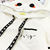 Ivy10002W Fashion young girls cartoon hoodies autumn spring women's loose and leisure sweatshirts