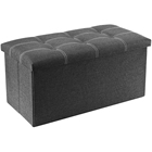 Stool New Listing Removable Environmental Storage Box Foldable Storage Stool