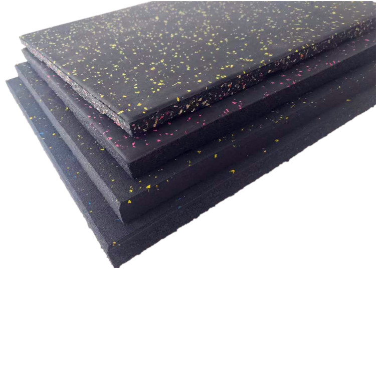 20mm Sports Shock Absorption Rubber Floor For Gym