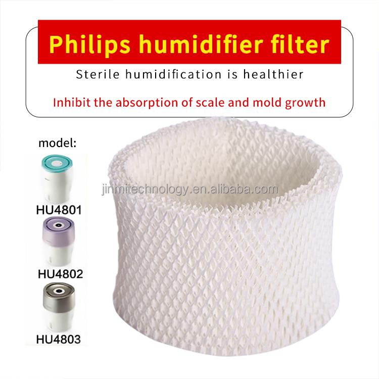 Горячая Распродажа HU4102 подходит для HU4801 HU4802 HU4803 Сменный фильтр увлажнителя воздуха Tp02 Tp03