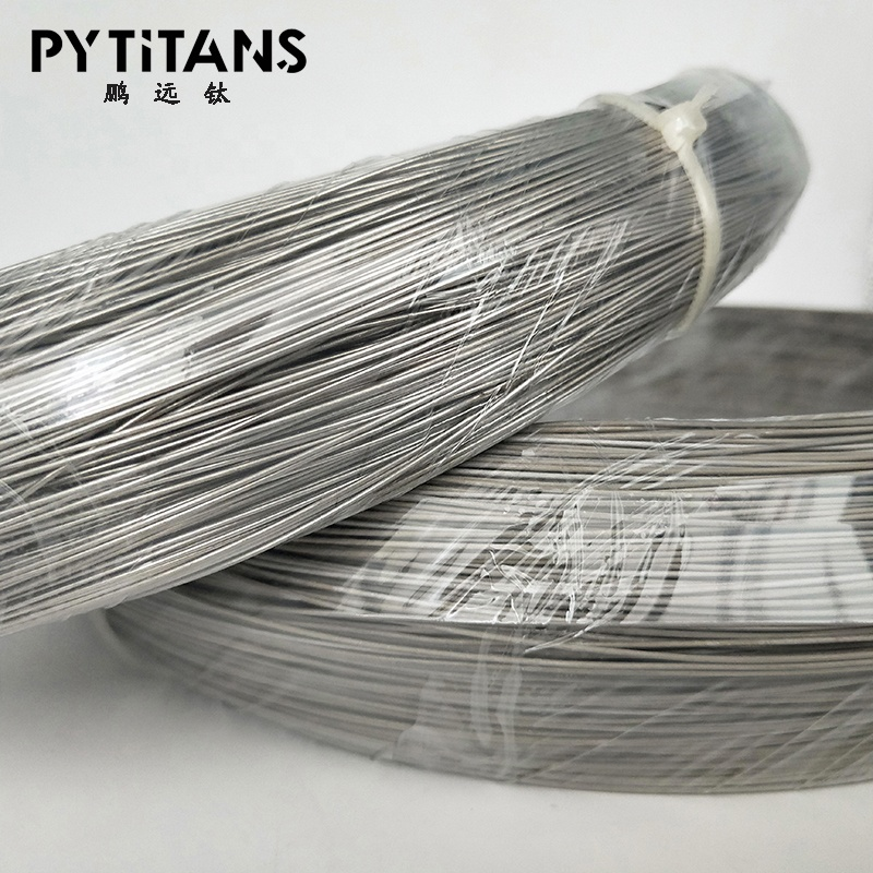 GR2 Pure Titanium Wire for Medical by PYTITANS