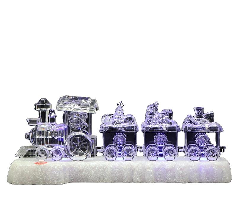 Hot Style Christmas Gift Christmas Light Train for Kids