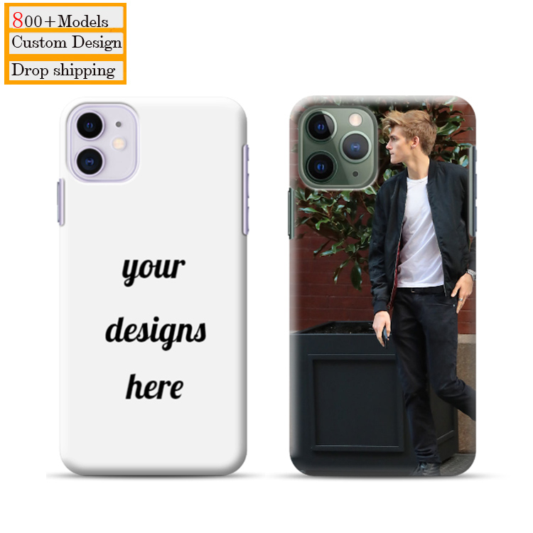Custom Plastic Cell Phone Case Printing