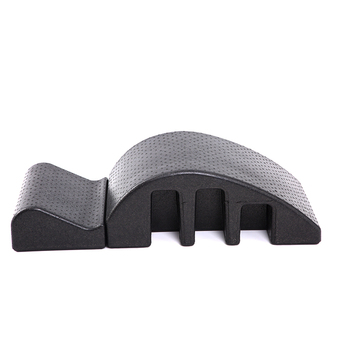Pilates Aonfit Health Equipment Foam Posture Corrector EPP Arc Barrel